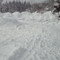 雪・雪・ゆきー!