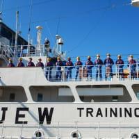 遠洋航海実習 出航!