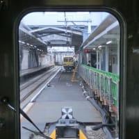 車止め 西武新宿線 東村山駅