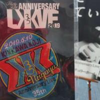 【K2】35th Anniversari LIVE 2019@名古屋センチュリーホール[2019/8/10]