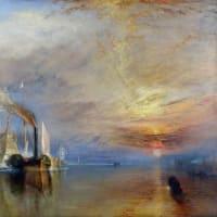 大英帝国の盛衰を感じる一枚:ターナーの傑作(1)