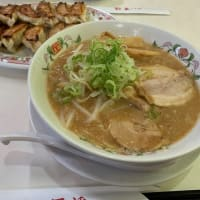 近場にショッピング~餃子の王将!!