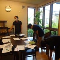 腰痛予防の勉強会