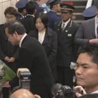 韓国首相 JR新大久保駅で亡くなった韓国人留学生らを追悼