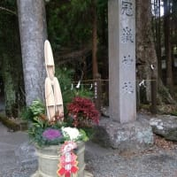 冠嶽神社、初詣の準備が整いました