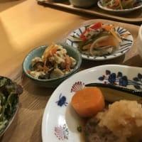 西荻窪ランチ 『おんしんスープ』 ・・・小皿バラエティー