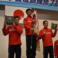 第37代養成所優勝者は定松勇樹 → ボートレース第125期生の修了式が9/20に行われた