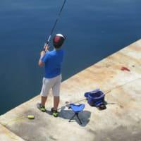 釣り師誕生>
