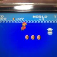 スーパーマリオ -1面 ファミコン
