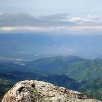 金峰山、瑞牆山へ行ってきました (2日目)