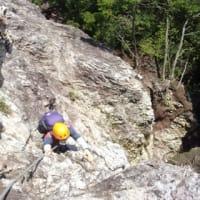 岩場技術講習(ステップ3/実践編)