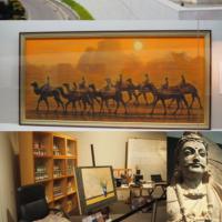 ◆【カシャリ!一人旅】 東京の西の避暑地 山梨県清里 67 平山郁夫シルクロード美術館7