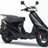 スズキの万能スクーター、アドレスV100購入! 人生でもっとも長く所有したバイク。