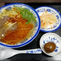 蘭州ラーメン「周記蘭州牛肉麺」@日本橋