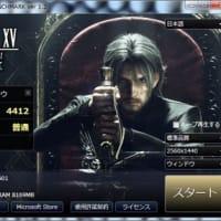 FFXV BenchmarkとFF14をやって見た!(古いマザボ+最新グラボ)