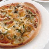 週末のピザランチ