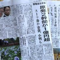 おぬし悪よのー・・・越後屋退治に桃太郎侍はおらんのか。関西電力。NHKは暴力団と日本郵政、どっちもどっち