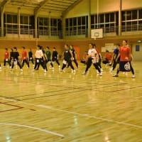 2019-8-25朝霞四中体育館