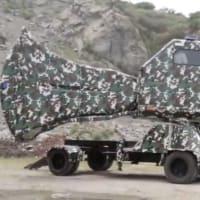 ☆中共軍がインド国境に 投入しているといわれている音響兵器の話題