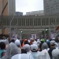 東京マラソン参加してきました!~当日~