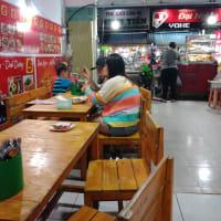 その2 嬉しいニュースが2点:LongKhanh市に日本レストランとラストの新入り整理棚と夕食の場所確保