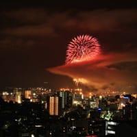 花火~させぼアメフェス・2019