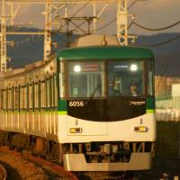 2019年2月12日 京阪本線 淀  6056F
