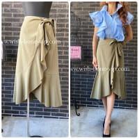 カッコいい大人カジュアルコーデ🎶イタリア製ミモレ、ロング、ひざ丈スカート