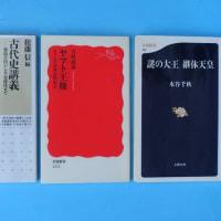 日本古代史の風に吹かれて ~レビューまとめて3冊