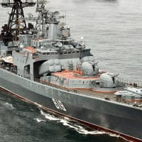 ☆中共とロシアの合同艦隊が津軽海峡を通過 さらにロシアはNATO事務所を閉鎖へ