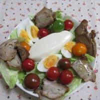 5/25ネギの豚巻きで夕ご飯