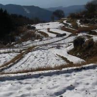 「笹久の棚田」(長野市・大岡村・丙・笹久)