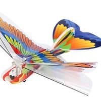 ワークショップ開催告知:羽ばたき飛行機ワークショップ