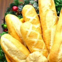 毎年クリスマスに人気の🥖フランスパン🥖【予約開始しました!】横浜市の美味しいパン かもめパンです(*'▽')