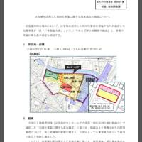 ここが疑問 大田区民の土地をほぼ同じ面積の建物と交換!