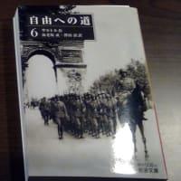 サルトル作 海老坂武・澤田直訳 自由への道 5、6 岩波文庫