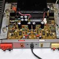 SONY TA-N86の電源インレット化やSP端子の交換をしたいが・・・