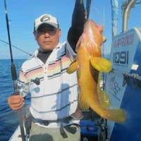 9/15(日):マイカ不調も魚好調にヒット!!次回からは青物に根魚にマダイ等とアオリイカ本格的に狙います^^