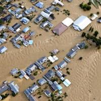 日経は「とことん炎上新聞」 → 「もう堤防には頼れない」 国頼みの防災から転換を