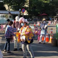 9/21上野駅公園口情宣行動