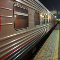 シベリア鉄道のバーチャル旅行