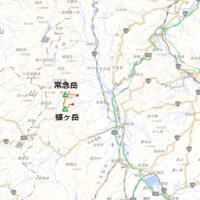 蝶ヶ岳~常念岳(2020.7.31~8.1)