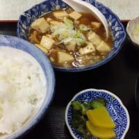 汐入・一福「牛すじ定食」
