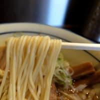 【限定】豚と秋刀魚と醤油@まるは BEYOND