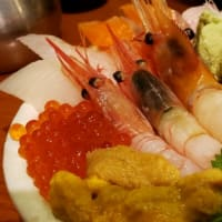 海鮮丼を食していた頃