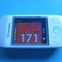 10/1 今朝の血糖値です。ラスト3ヶ月