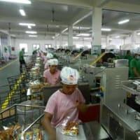 亀田製菓 カンボジアでリリーフードと合弁企業 本格生産開始