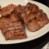 牛タン焼専門店司で牛タン定食を!