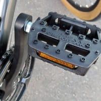 クロスバイクのペダルを交換してみた