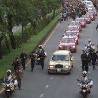 タイの民主化デモ、今日のほうが緊張します!